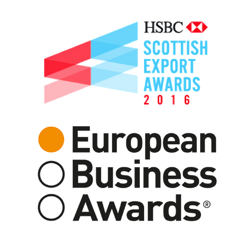 Scottish Export Awards 2016.
