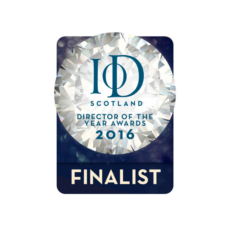 Director of the year awards 2016 finalist.