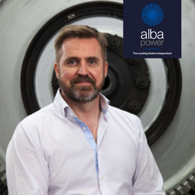 Kevin Grant Alba Power Gas Turbines, RB211
