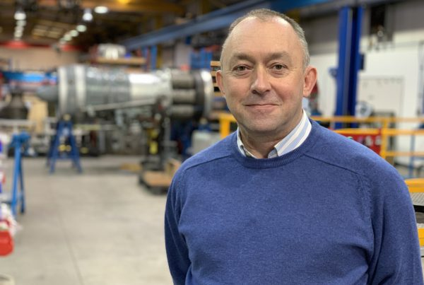 Andy Elson RB211 Sales Manager Alba Power